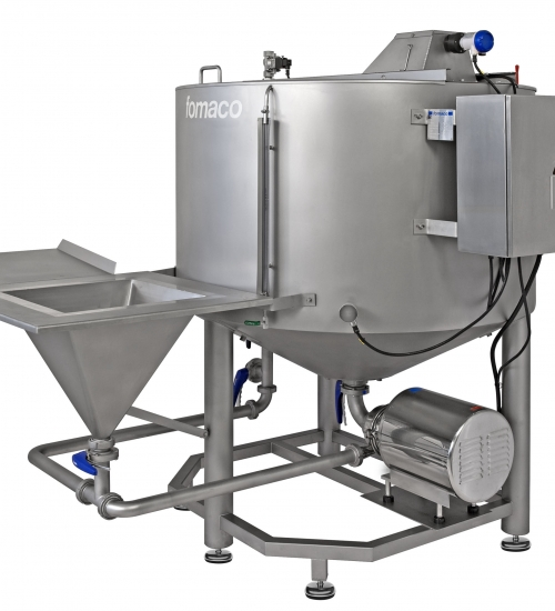 Fomaco Brine Mixers & Storage Tanks